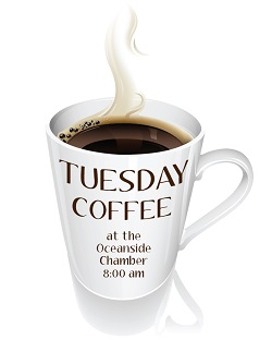 First Tuesday Coffee