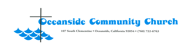 Oceanside Community Church